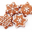 Gingerbread stars — Stock Photo #4163000