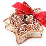 Gingerbread cookies — Stock Photo #4163038