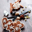 Christmas cookies — Stock Photo #4166499