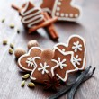 Christmas cookies — Stock Photo #4166562