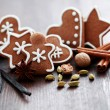 Christmas cookies — Stock Photo #4166595