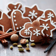 Christmas cookies — Stock Photo #4166622