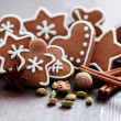 Christmas cookies — Stock Photo #4166645
