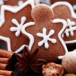 Christmas cookies — Stock Photo #4166672