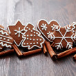Christmas cookies — Stock Photo #4166731