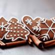 Christmas cookies — Stock Photo #4166751