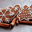 Christmas cookies — Stock Photo #4166783
