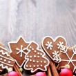 Christmas cookies — Stock Photo #4166832
