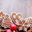 Christmas cookies — Stock Photo #4166854