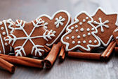 Christmas cookies — Stok fotoğraf
