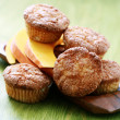 Royalty-Free Stock Photo: Pumpkin muffins