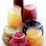 dżem owocowy — Zdjęcie stockowe