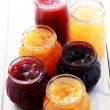 Fruity jam — Stock Photo #4435798