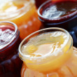 Fruity jam — Stock Photo