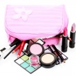 Cosmetics for make-up - Stock Photo