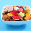 Jelly beans — Stock Photo #4445022