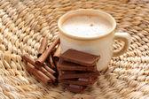热巧克力 — 图库照片