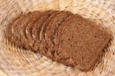 Whole wheat bread — Stock Photo