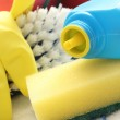 Cleaning supplies — Stock Photo #4486745