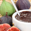Fig preserved — Stock Photo #4496357