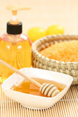 Honey spa — Stock Photo