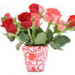 Lots of roses — Stock Photo
