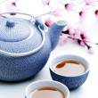 Two cups of tea — Stock Photo #4534894