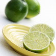 Fresh lime - Foto de Stock  