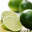 Fresh lime — Stock fotografie