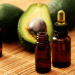 Royalty-Free Stock Photo: Avocado essential oil