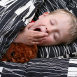 Sleeping kid - Foto de Stock