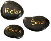 放松身体灵魂 — 图库照片