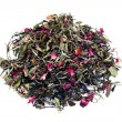 Stock Photo: White tea