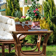 Relax in garden — Stock Photo #4540437