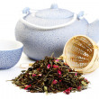 White tea — Stock Photo