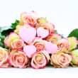 Bunch of roses — Foto de Stock