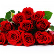 Bunch of roses — Stock Photo #4576058
