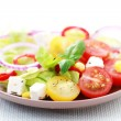 Vegetable salad — Stock Photo #4577628