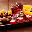 Mulled wine — Stock Photo #4577643