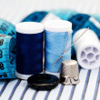 Sewing stuff — Stock Photo