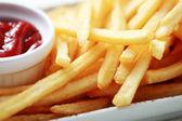 法式炸薯条 — 图库照片