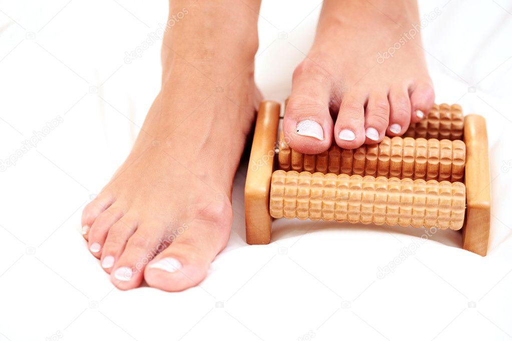 Массаж ног ребенку в домашних условиях