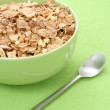 Breakfast - musli — Stock Photo