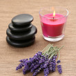 Lavender spa - Foto Stock