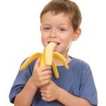 capretto di banane — Foto Stock