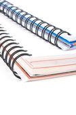 спиральные книги — Стоковое фото