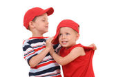 Children fight — Stock Photo