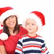 Christmas portrait — Stock Photo #4630370