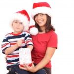 Christmas presents — Stock Photo #4630426
