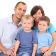 Happy family — Stock Photo #4649005